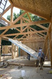 SIPS: Structurally Insulated Panel System Walls & Roof